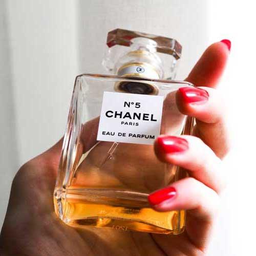 Chanel N°5 parfumflesje